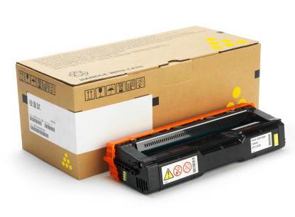Ricoh All-in-One Unit Gelb ca6K C252HE