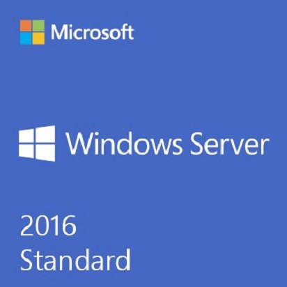 Microsoft Windows Server 2016 Standard - 16 Core - Systembuilder - deutsch