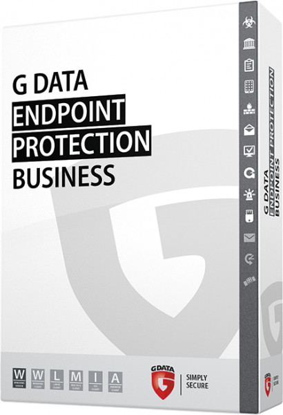 G DATA Endpoint Protection Business - ( 1 Jahr ) (10-24 Plätze)