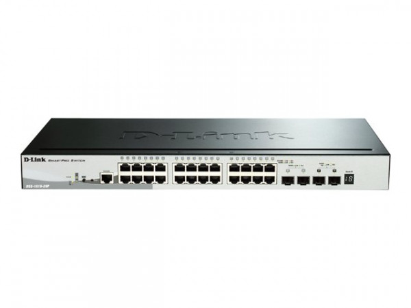 D-Link SmartPro DGS-1510-28P - Switch