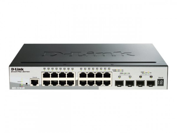 D-Link SmartPro DGS-1510-20 - Switch