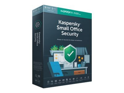Kaspersky Small Office Security - (v. 6) - Box-Pack (1 Jahr)