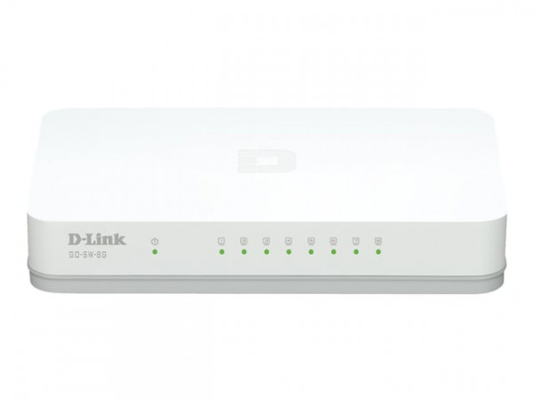 D-Link GO-SW-8G - Switch